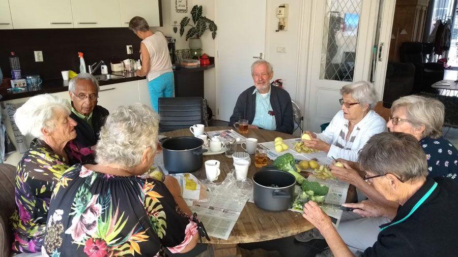 Dagbesteding ouderen
