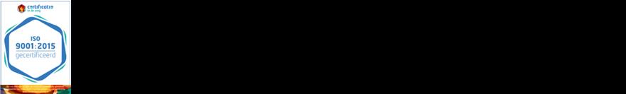 certificatie logo ISO9001