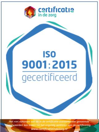 Certificering ISO9001